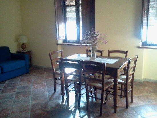 Palazzo alle Mura: appartamento San Gimignano