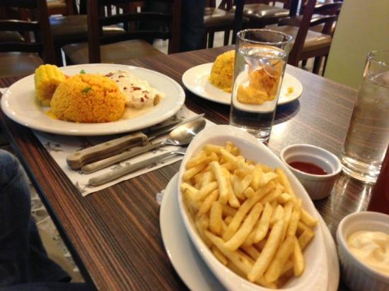Kangaroo Jack Review Food