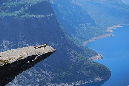trolltunga photo de odda hardanger tripadvisor. Black Bedroom Furniture Sets. Home Design Ideas