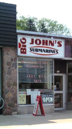 Big John's Submarines