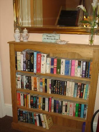 Fenton House: Book Shelf
