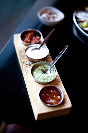 Thali Cafe Clifton Menu