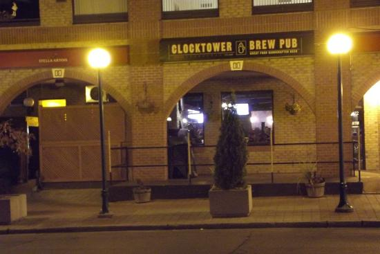 Clock Tower Brew Pub