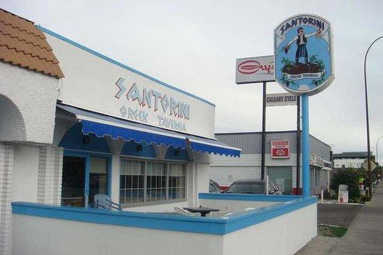 Santorini Greek Taverna
