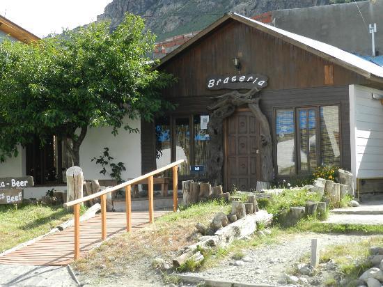 La Braseria: Braseria in El Chalten