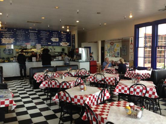 Archie's American Diner: Inside Archie's Diner