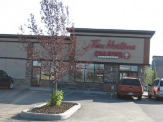 Tim Hortons Photo