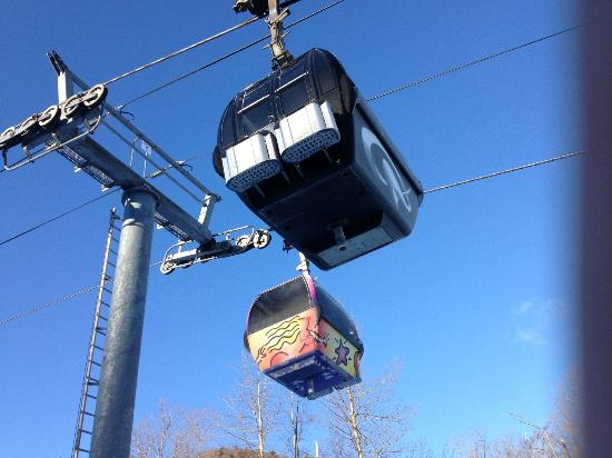Killington Grand Resort Hotel: Fun Gondola