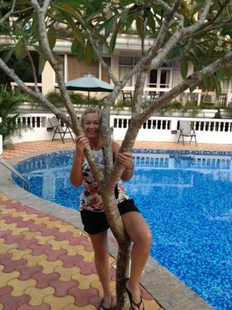 โอเชียน ปาล์มส์ กัว โฮเต็ล: ocean palms