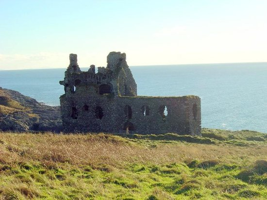 The Portpatrick Hotel: Dunkery Castle