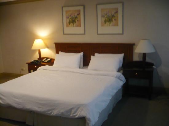 Somerset Millennium Makati: Comfortable bed