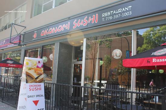 Okonomi Sushi Restaurant