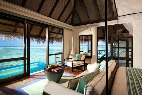 Four Seasons Resort Maldives at Kuda Huraa: Water Bungalow with Pool