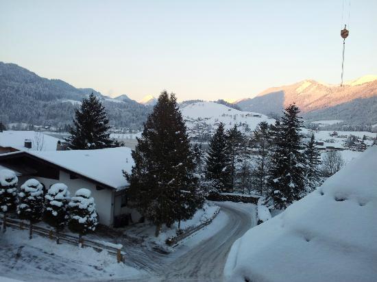 Gastehaus Auer: View from room