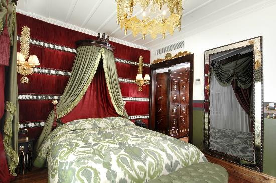 Premist Hotel: Sea View Deluxe Room