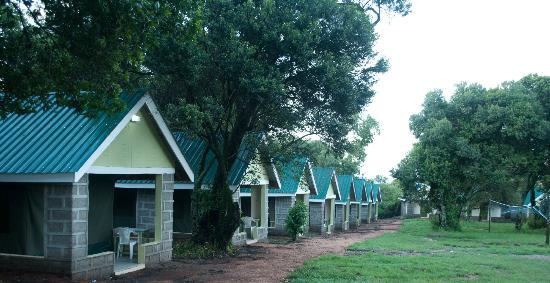 Rhino Tourist Camp: Newly opened Wing B