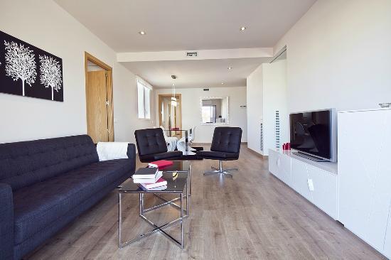 Arago 312 Apartments : Apartamento Ático