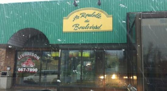 Roulotte Du Boulevard
