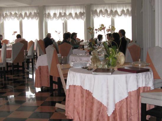 Hotel Ristorante Enoteca del Lago: SALA RISTORANTE