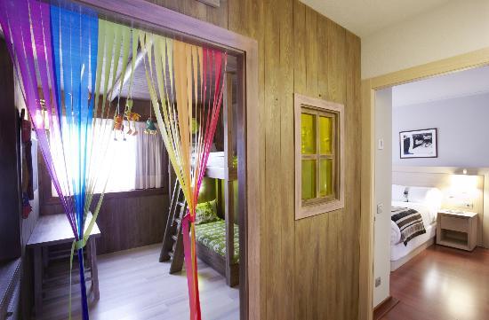 Holiday Inn Andorra: Kid Suite