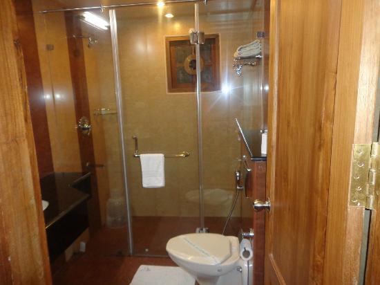 KTDC Tea County Munnar: Bathroom