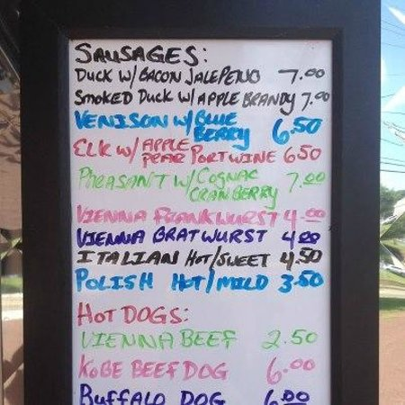 Love Hot Dog Company: Exotics