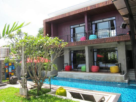 Villa Thapae: Main Rooms of Villa