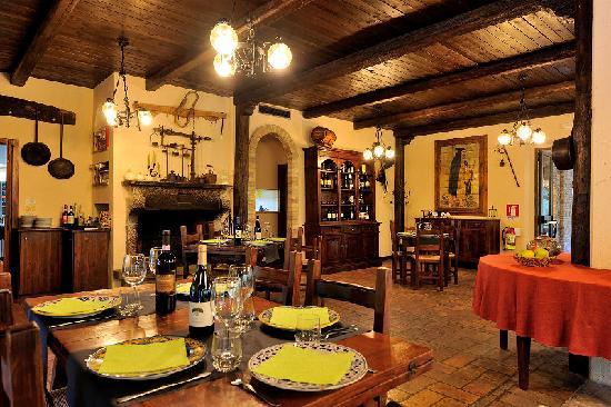 Le Querce di Assisi: RISTORANTE