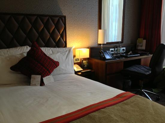 DoubleTree by Hilton Hotel London - Marble Arch: Single room first floor