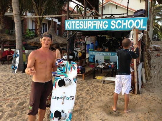 Surfpoint Kiteboarding School : surfpoint