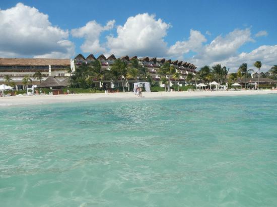Grand Velas Riviera Maya: plage