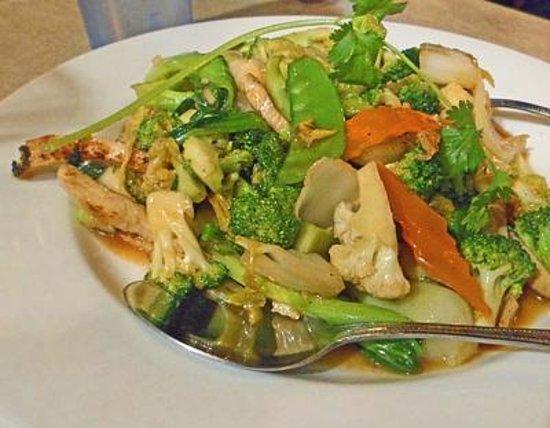 unPhogettable: Stir-fried chicken with mixed veggies