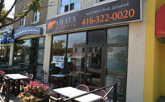 Amaya Express - Bayview
