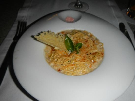 Grand Velas Riviera Maya : Restaurant Italien