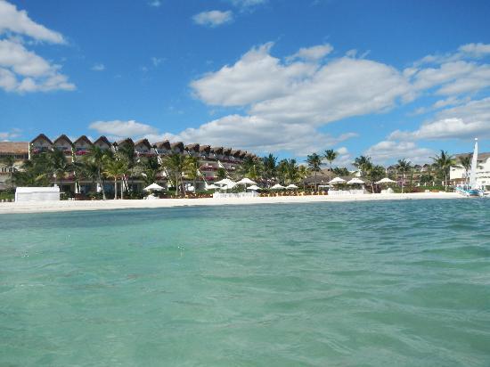 Grand Velas Riviera Maya : plage
