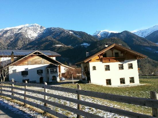Pension Wiesenhof: Panorama