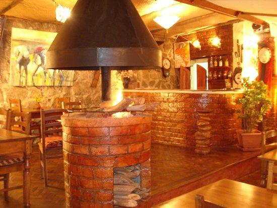 Grill du Rova : restaurant 3