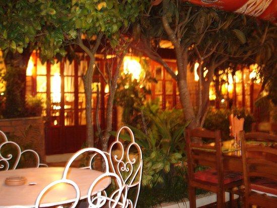 Grill du Rova: restaurant 9