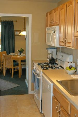Heron Suites: Kitchen