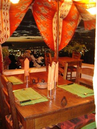 Grill du Rova: restaurant 8