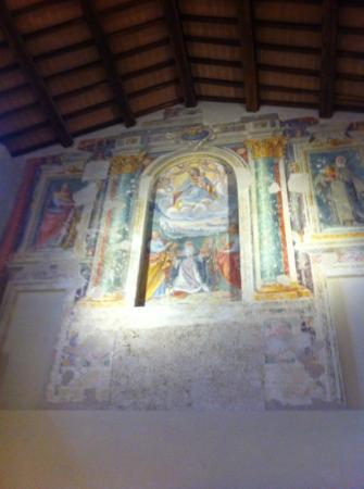 Nun Assisi Relais & Spa Museum: chiesa