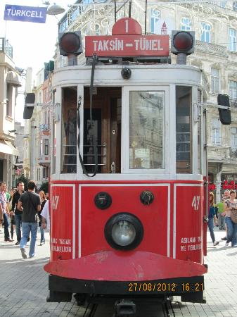 Sultanahmet District: Taksim