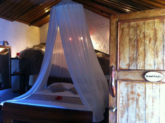 Chauve Souris Relais: la stanza Naufrago