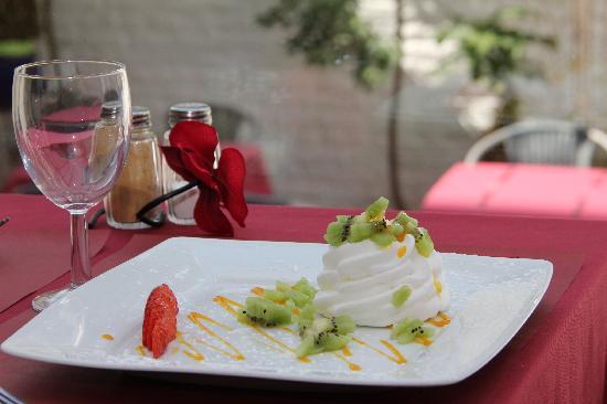 Aria - A l'Ombre du Bois: Dessert