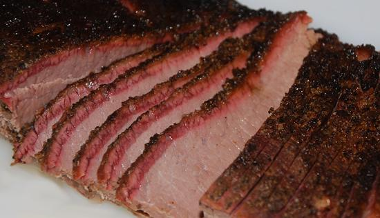Jaymer-Q BBQ: KCBS Competition Quality Sliced Brisket