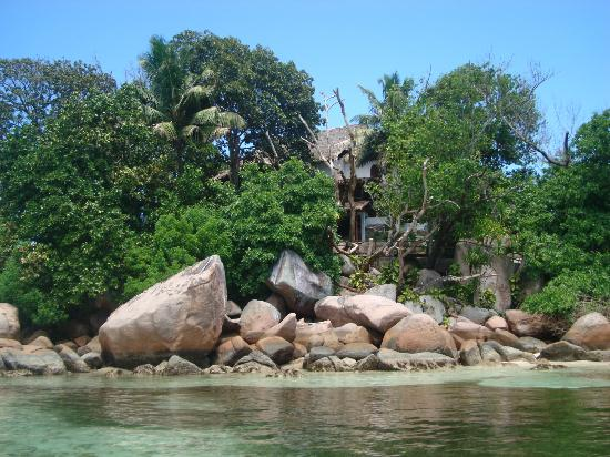 Chauve Souris Relais: L'isola di Chavue Souris (Pipistrello)