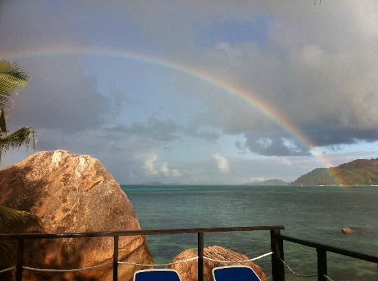 Chauve Souris Relais: arcobaleno