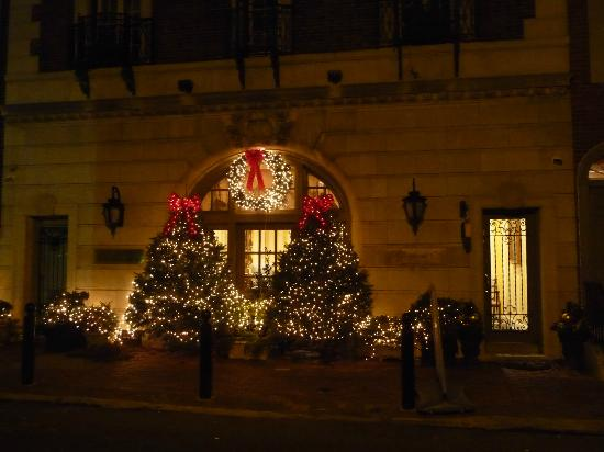Rittenhouse 1715, A Boutique Hotel: Christmas at the Rittenhouse 1715