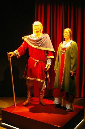 Lofoten Island: Im Vikingermuseum Borg