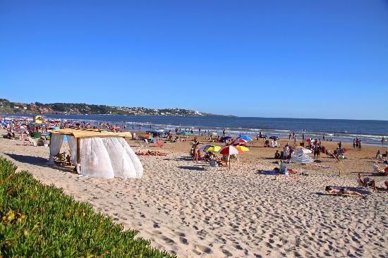 Hotel Terraza del Mar : La playa de Portezuelo a metros del Hotel